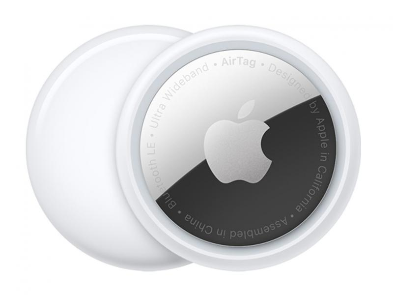Анонс Apple AirTag