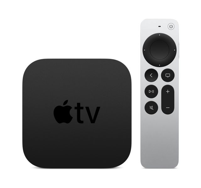TV - приставка Apple TV 4K