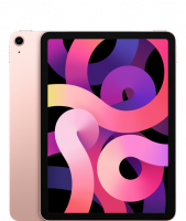 apple ipad air 2020 wi-fi + cellular 64 gb rose gold магазин Appleworld