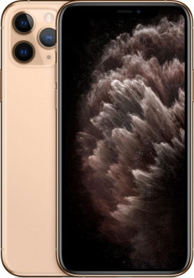 телефон apple iphone 11 pro max 64 gb gold от магазина Appleworld