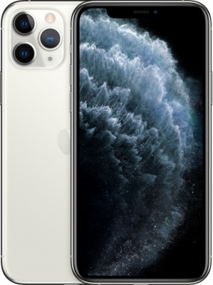 телефон apple iphone 11 pro 64 gb silver от магазина Appleworld