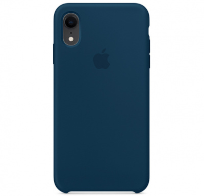 Чехол для iPhone XR (силикон)