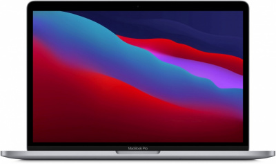 "apple macbook pro 13"" apple m1, 16 гб, 512 гб, space gray от магазина Appleworld"