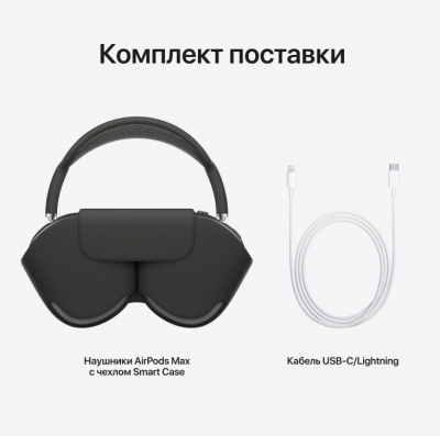 Наушники Apple AirPods Max Space Gray