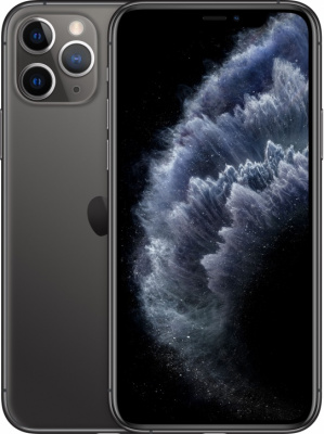телефон apple iphone 11 pro max 256 gb space gray от магазина Appleworld