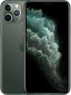 телефон apple iphone 11 pro 64 gb midnight green от магазина Appleworld